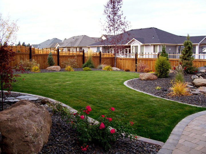 Low maintenance landscaping zone 6 professional landscaping cheyenne wy residential landscape for Home and landscape design professional